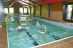 Schwimmhalle im Ferienpark Ronshausen